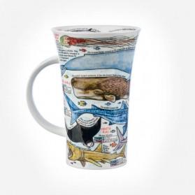 Dunoon Mugs Glencoe Giants of the Ocean