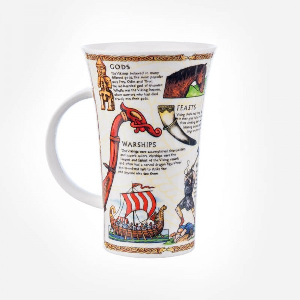 Dunoon Mugs Glencoe The Vikings