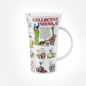 Dunoon Mugs Glencoe Greek Collective Nouns