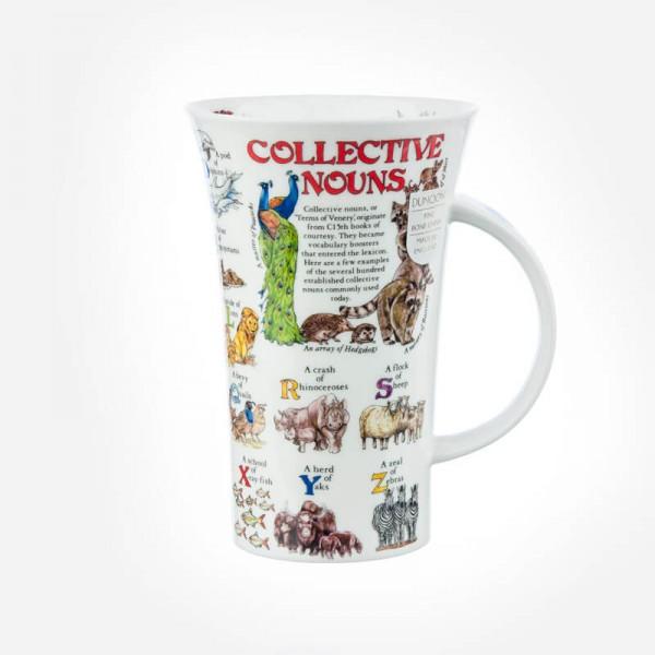 Dunoon Mugs Glencoe Greek Collective Nouns