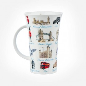 Dunoon Mugs Glencoe London Memorabilia