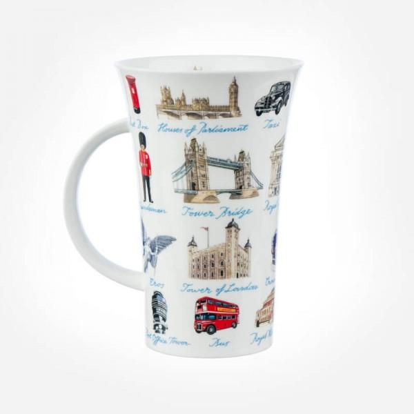 Dunoon Mugs Glencoe London Memorabilia