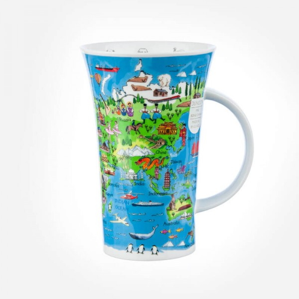 Dunoon Mugs Glencoe Iconic World