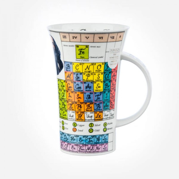 Dunoon Mugs Glencoe The Periodic Table