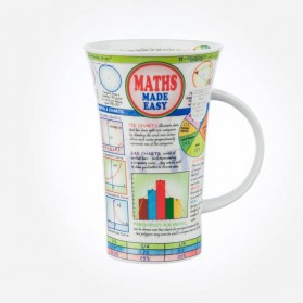 Dunoon Mugs Glencoe MATHS MADE EASY