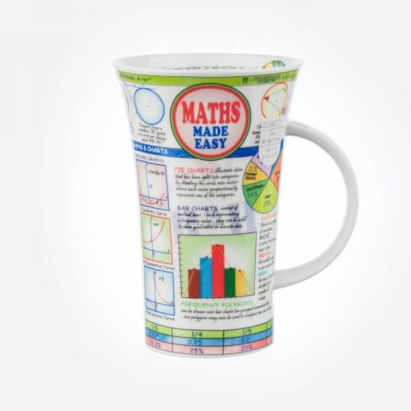 Dunoon Mugs Glencoe MATHS MADE EASY