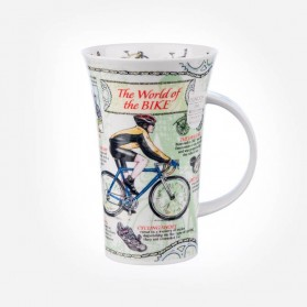 Dunoon Mugs Glencoe World of the Bike