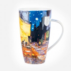 Dunoon Mugs Henley Impressionists Outdoor Cafe