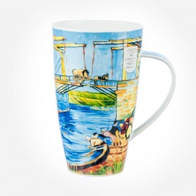 Dunoon Mugs Henley Impressionists 3 DrawBridge