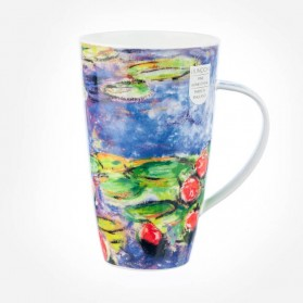 Dunoon Mugs Henley Impressionists 2 Water Lilies