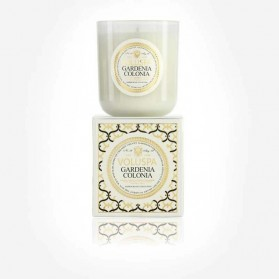 MAISON BLANC 12oz Boxed Candle Gardenia Colonia