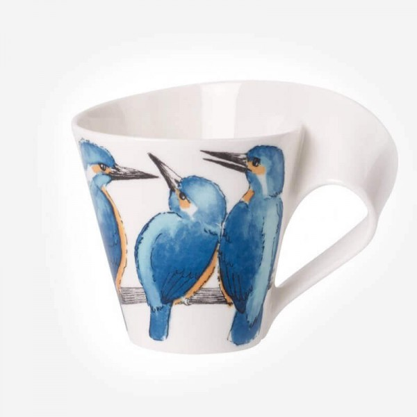 Newwave Caffe King Fisher Mug 0.25L