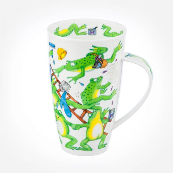Dunoon Mugs Henley Troublemakers Frog