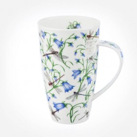 Dunoon Mugs Henley Dovedale harebell