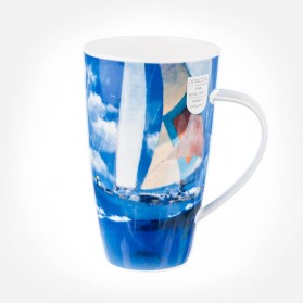 Dunoon Mugs Henley Sea Breeze Blue