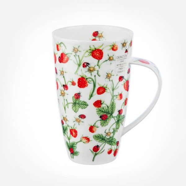 Dunoon Mugs henley Dovedale strawberry
