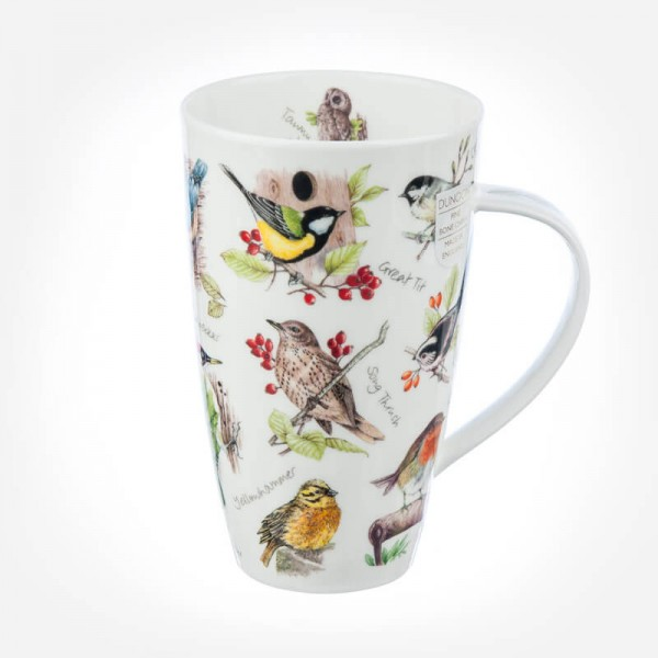 Dunoon Mugs Henley Birdlife