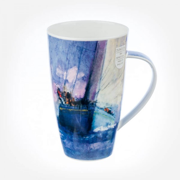 Dunoon Mugs Henley Sea Breeze Purple