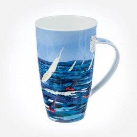 Dunoon Mugs Henley Sparkling Sea Small