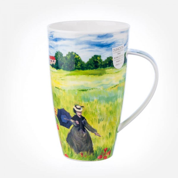 Dunoon Mugs Henley Impressionists Poppy Field