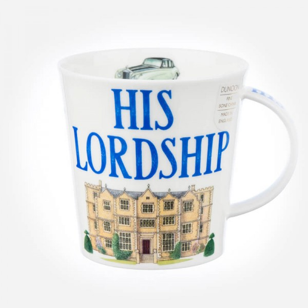 Dunoon Mugs Cairngorm His Lordship