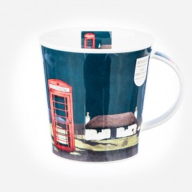Dunoon Mugs Cairngorm HIGHLAND RETREAT PHONEBOX