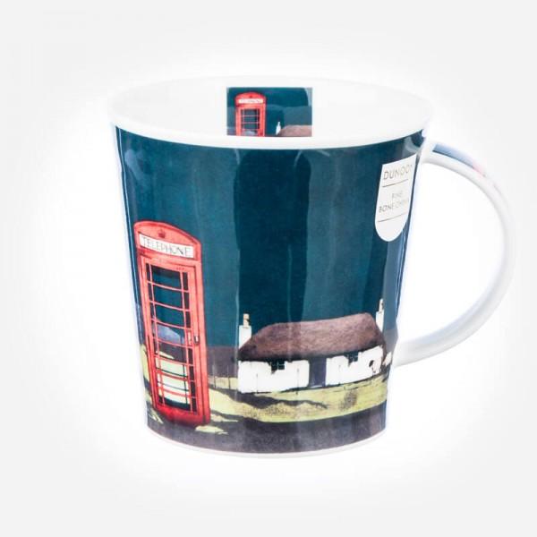 Dunoon Mugs Cairngorm HIGHLAND RETREAT PHONEBOX
