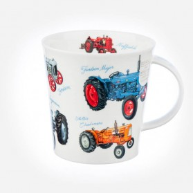 Dunoon Mugs Cairngorm Classic Collection Tractors