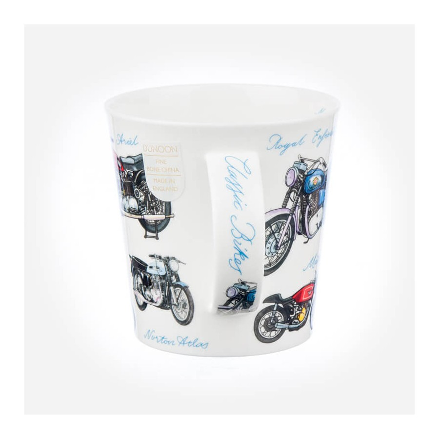 Dunoon Mugs Cairngorm Classic Collection Bikes