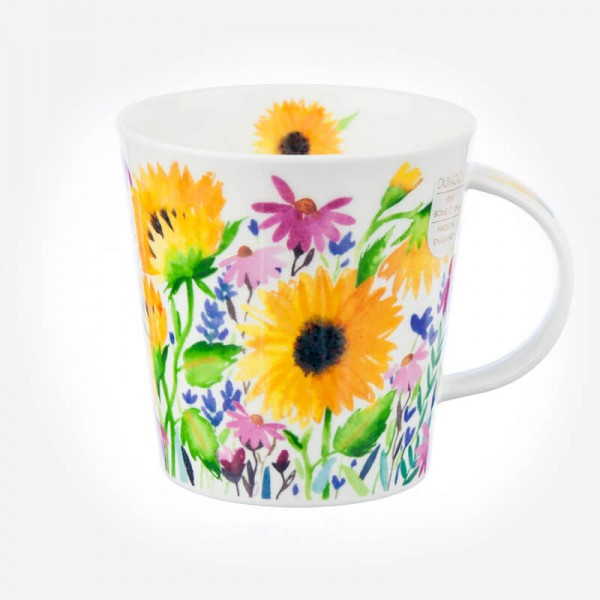 Dunoon Mugs Cairngorm Campagne SUNFLOWER