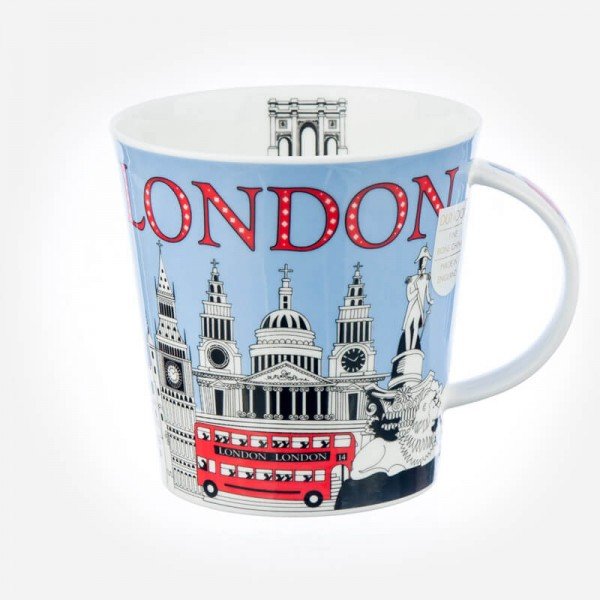 Dunoon Mugs Cairngorm GLORIOUS LONDON