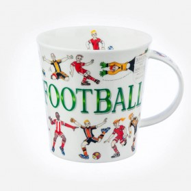 Dunoon Mugs Cairngorm Sporting Antics FOOTBALL