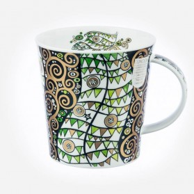 Dunoon Mugs Cairngorm Exquisite Green