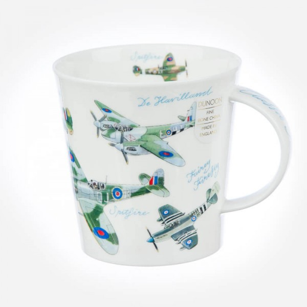 Dunoon Mugs Cairngorm Classic Collection Planes