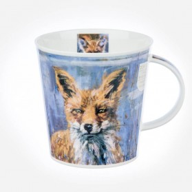 Dunoon Mugs Cairngorm Animals in Art Fox