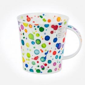 Dunoon mugs Cairngorm Shape Splat
