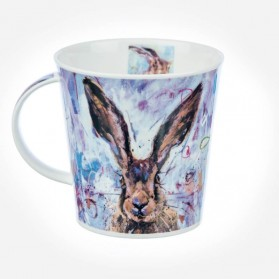 Dunoon Mugs Cairngorm Animals in Art Hare
