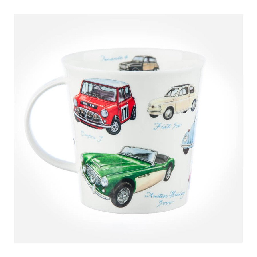Dunoon Mugs Cairngorm Classic Collection Cars