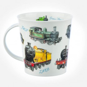 Dunoon Mugs Cairngorm Classic Collection Trains