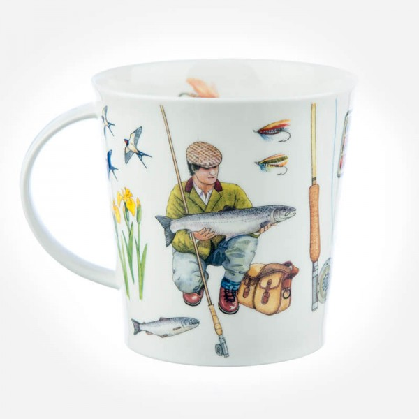 Dunoon Mugs Cairngorm Country Sports FISHING