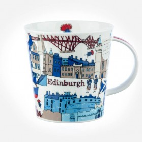 Dunoon Mugs Cairngorm Scotland Edinburgh