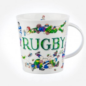 Dunoon Mugs Cairngorm Sporting Antics Rugby
