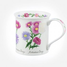 Dunoon Mugs Bute Autumn Flowers Daisy