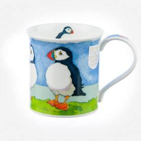 Dunoon Mugs Bute Seabirds PUFFIN