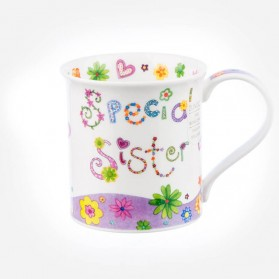 Dunoon Mugs Bute Greetings 2 Special Sister