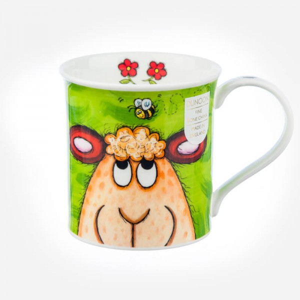 Dunoon Mugs Bute Peepers sheep