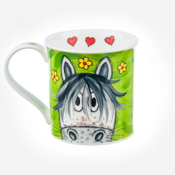 Dunoon Mugs Bute Peepers horse