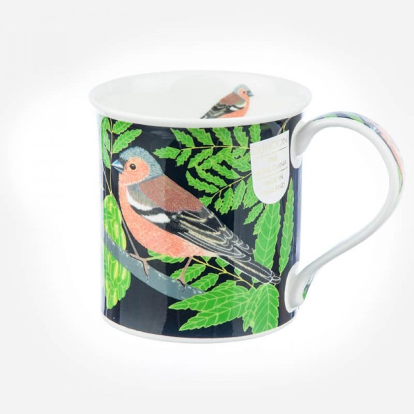 Dunoon Mugs Bute BIRD GARDEN CHAFFINCH