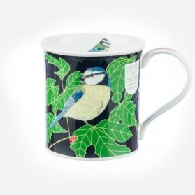 Dunoon Mugs Bute BIRD GARDEN BLUE TIT