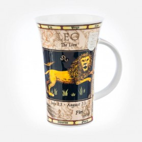 Dunoon Mugs Glencoe Zodiacs Leo